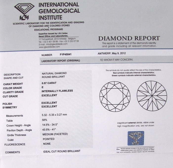 Diamond Report 02
